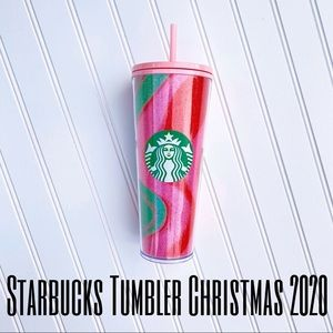 NWT Starbucks Tumbler Christmas 2020 Holiday Cup